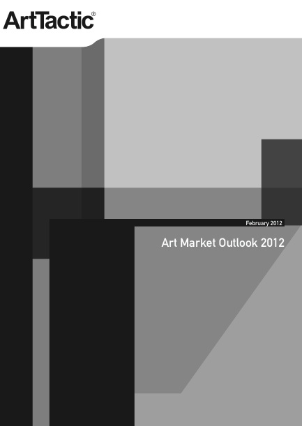 art market outlook 2012