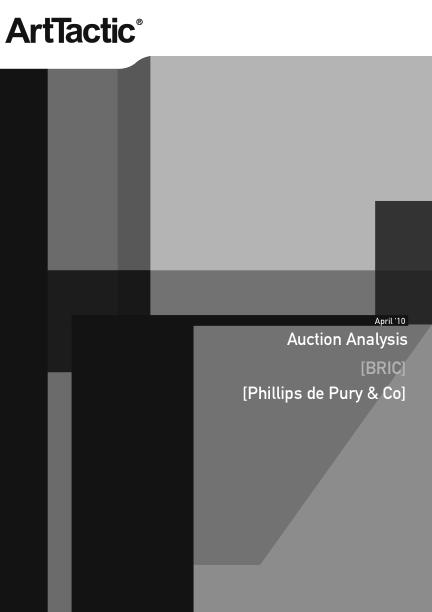 BRIC Auction Analysis