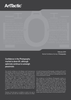 Photography Market report