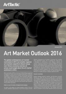 art market outlook 2016