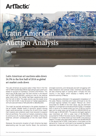 Latin American Report Preview