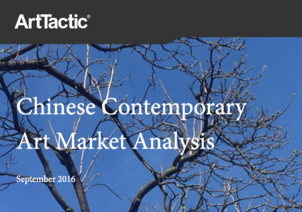 Auction Analysis: Chinese Contemporary Art – September 2016