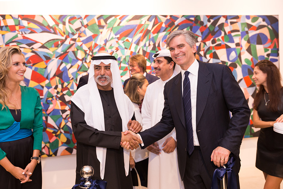 Sotheby's Expands in Middle East while Christie's Contracts ArtTactic