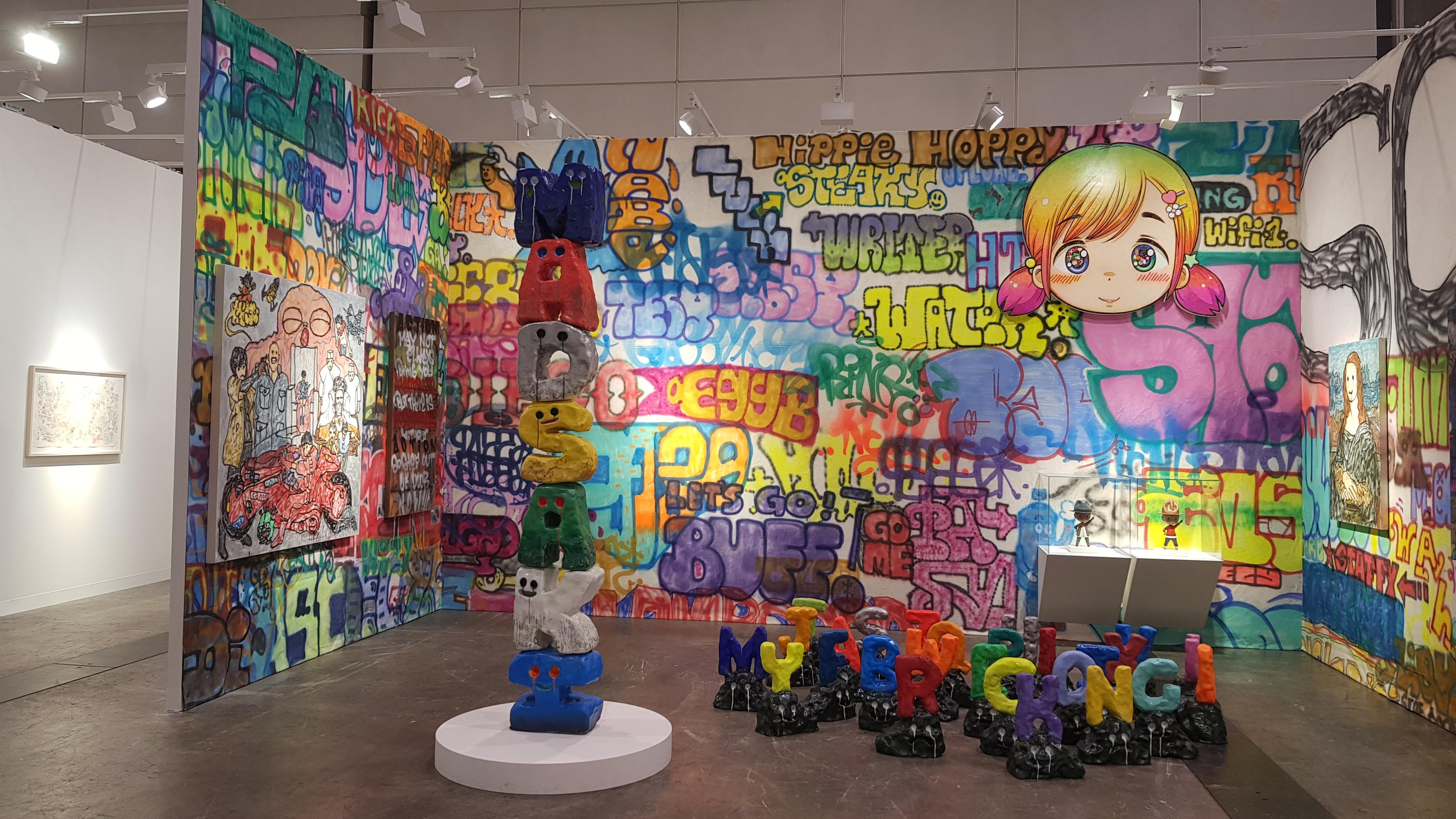 Art Basel Hong Kong Balances Regionalism with Internationalism ArtTactic