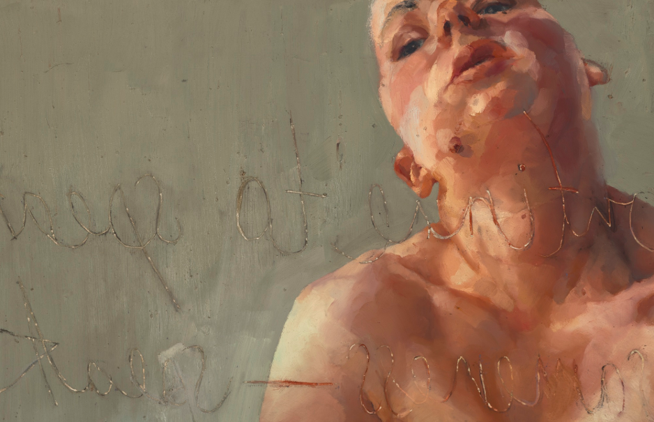 Saville Painting Doesn't Self-Destruct, Still Destroys Record