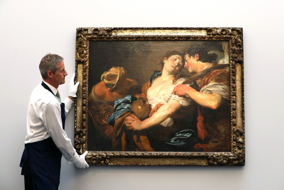 Guarantees Swoop into the Old Masters Market