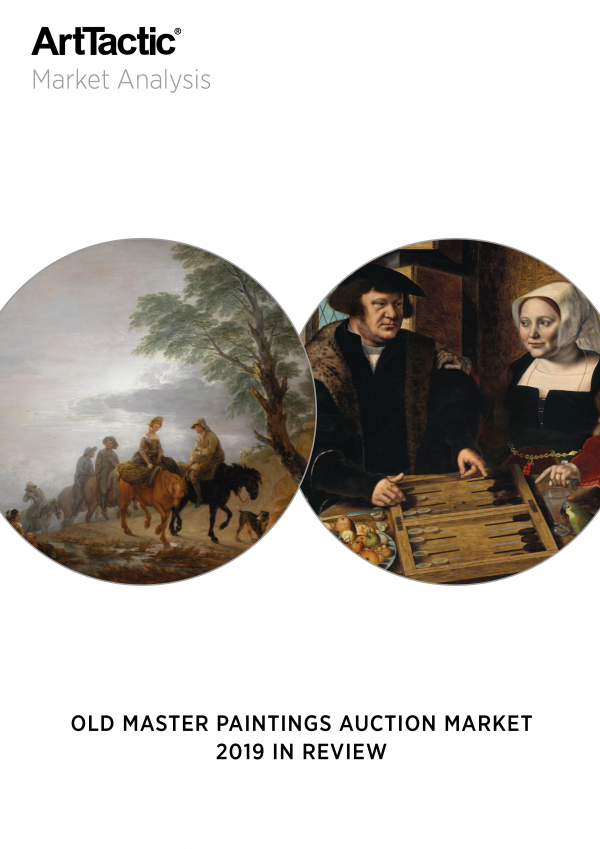 Old Masters 2016 – 2019 (Cover)