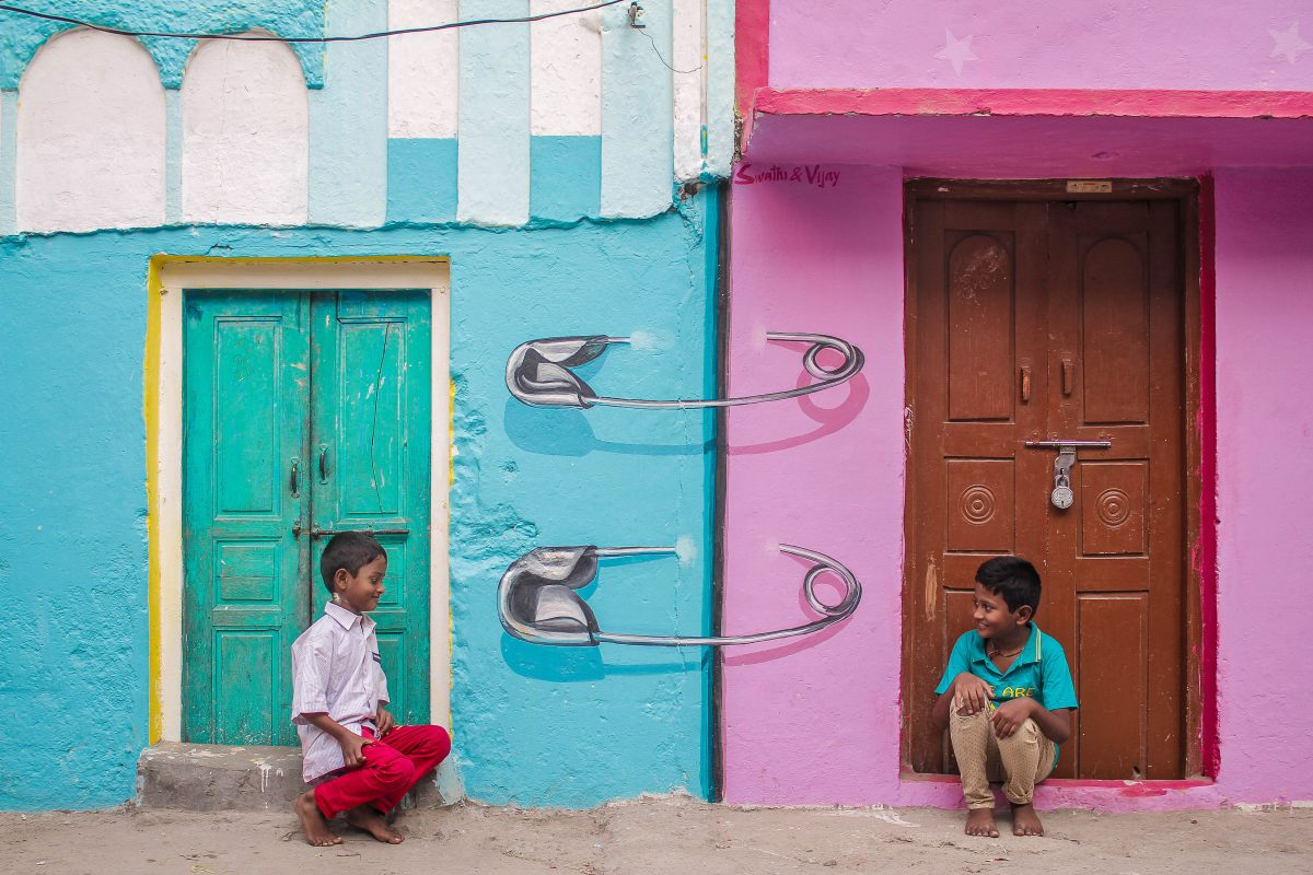 A Window Into the Hopeful: A Deeper Look at The South Asia: Art & Philanthropy Report 2020