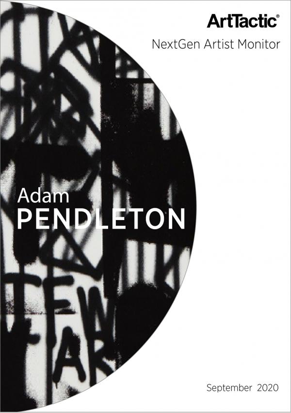 Adam_Pendleton_NextGenArtists_September2020 Cover (Framed)