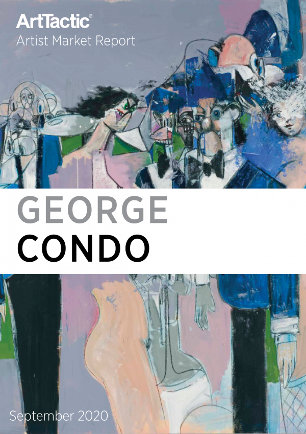 George_Condo_September2020 COVER ONLY