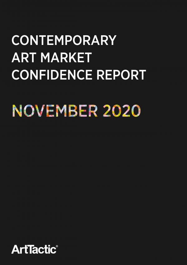 ArtMarketConfidence_November2020 Cover