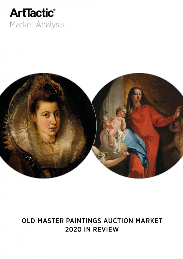 Old Masters 2016 – 2020 (Cover – Framed)